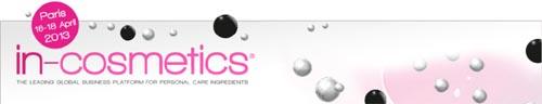 In-cosmetics 2013