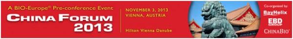 China Forum 2013 Vienna