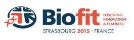 Biofit 2015, Strasbourg 1-2 December 2015